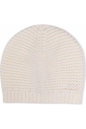 MONNALISA Beanies - Knit beanie hat