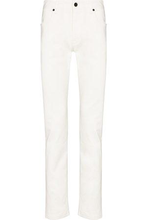 Fendi FF Vertigo patch skinny jeans