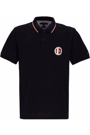 Tommy Hilfiger Men Polo Shirts - Cotton badge-detail polo shirt - DW5