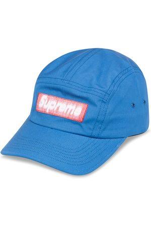 Supreme Caps - Reverse label camp cap