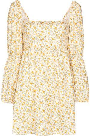 Reformation Women Printed Dresses - Michaela floral-print minidress