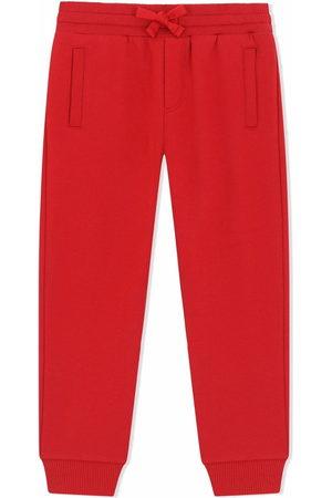 Dolce & Gabbana Boys Sweatpants - Drawstring track pants
