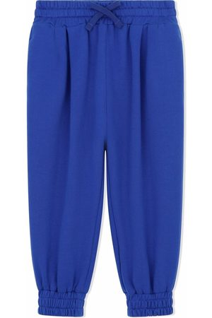 Dolce & Gabbana Girls Sweatpants - Drawstring track trousers