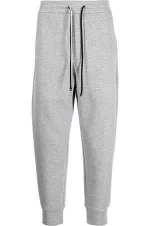 Emporio Armani Men Sweatpants - Elasticated track pants - Grey