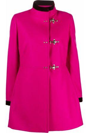 FAY Women Duffle Coat - Single-breasted duffle coat