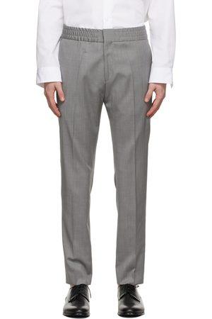 HUGO BOSS Grey Howard213 Trousers