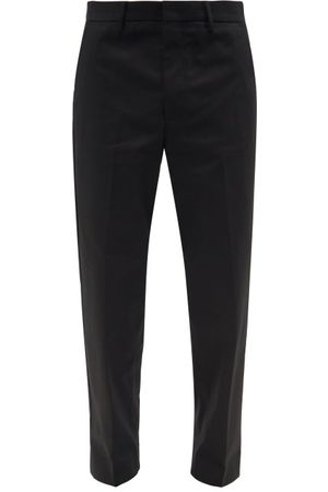 Acne Studios Ayonne Cotton-blend Twill Trousers - Mens