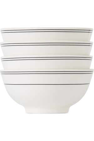 Hudson Wilder Rings - White Rings Leonne Bowl Set