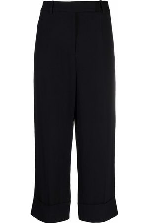 Simone Rocha Women Straight Leg Pants - Cropped straight-leg trousers