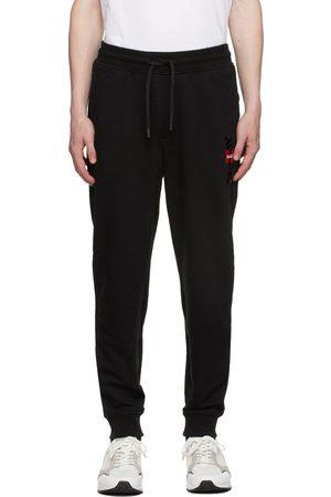 HUGO BOSS Men Sweats - Black Dohagi Lounge Pants