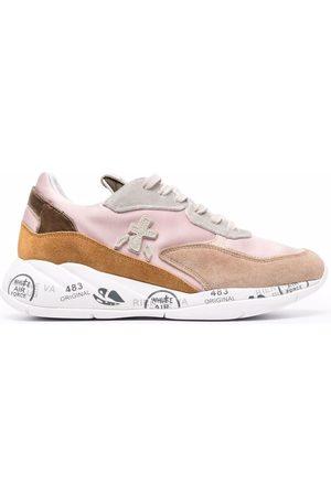 Premiata Women Sneakers - Scarlett low-top lace-up sneakers