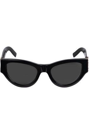 Saint Laurent Sl M94 Round Acetate Sunglasses