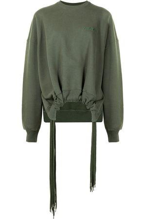 AMBUSH Women Sweatshirts - Multi-cord crew-neck sweatshirt