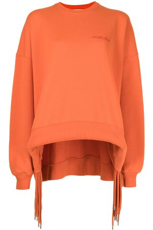 AMBUSH Women Sweatshirts - Logo-embroidered sweatshirt