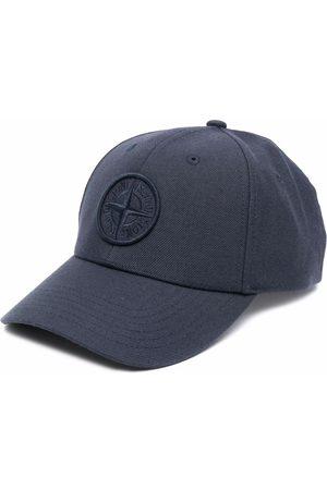 Stone Island Compass badge logo cap