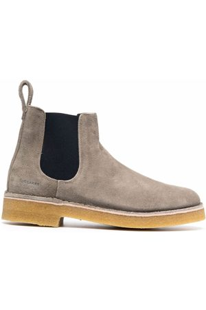 Clarks Chelsea ankle boots - Grey