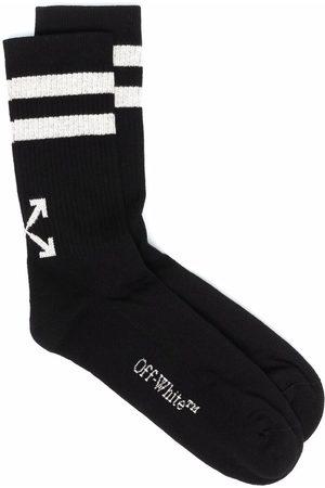OFF-WHITE Arrows-motif socks