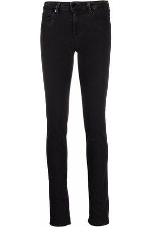 Love Moschino Women Skinny Pants - Slim-cut trousers