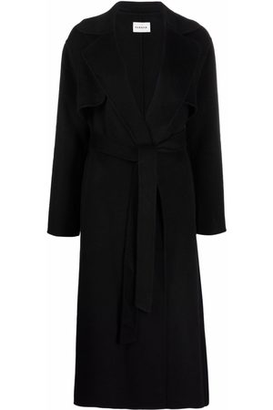P.a.r.o.s.h. Women Trench Coats - Tied-waist trench coat