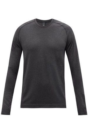 Lululemon Metal Vent 2.0 Silverescent®-mesh Long-sleeved Top - Mens