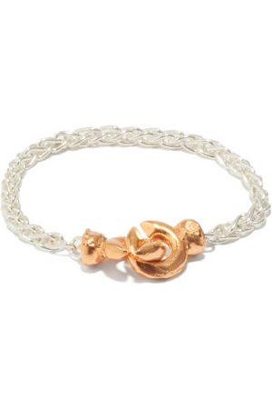 Alighieri The Unwinding Answer 24kt -plated Bracelet - Womens