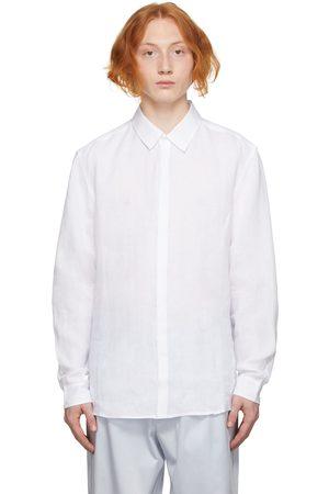 COMMAS Men Shirts - Linen Shirt