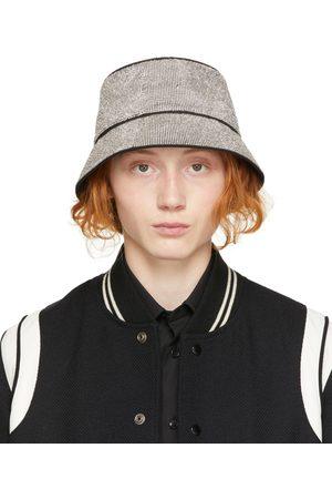 KARA Men Hats - Crystal Mesh Bucket Hat