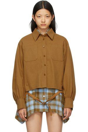 SJYP Women Shirts - Strap Detail Shirt