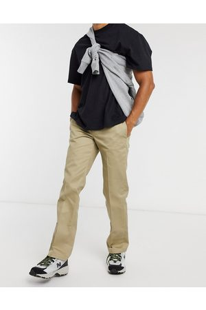 Dickies 873 slim straight work pants in khaki