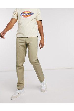 Dickies 872 slim fit work pants in khaki