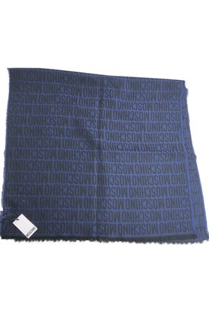 Moschino Wool scarf & pocket square