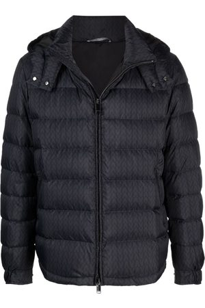 VALENTINO V-Print Puffer Jacket