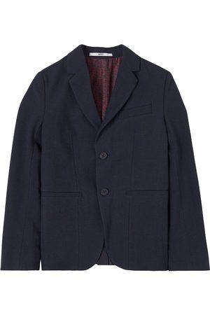 HUGO BOSS Kids - Black Suit Jacket - Boy - 10 years - Navy - Suit jacket
