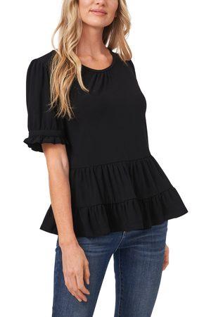 CE&CE Women's Knit Babydoll Top
