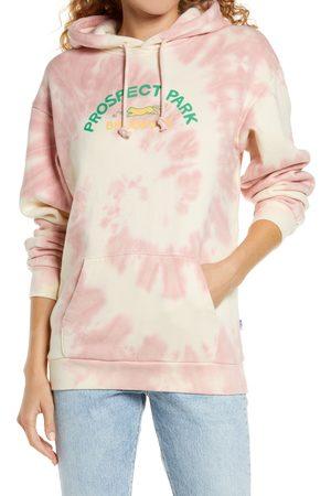 Parks Project Women Hoodies - Women's X Prospect Park Alliance Tie Dye Graphic Hoodie