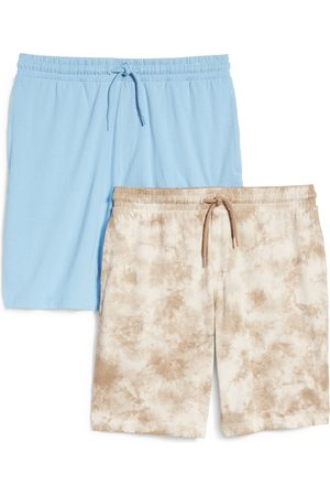 BP. Men's Assorted 2-Pack Sleep Shorts