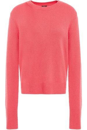 Joseph Women Sweaters - Woman Cashmere Sweater Coral Size L