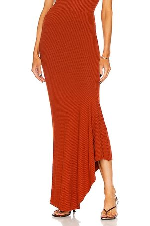 Alix NYC Cove Skirt in Rust