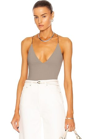 Alix NYC Women Bodies - Avery Bodysuit in Sage