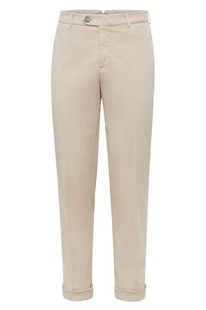 Brunello Cucinelli Gabardine trousers