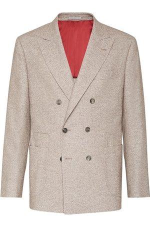 Brunello Cucinelli Deconstructed blazer