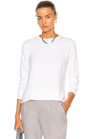 Beyond Yoga Long Sleeve Side Slit Pullover in