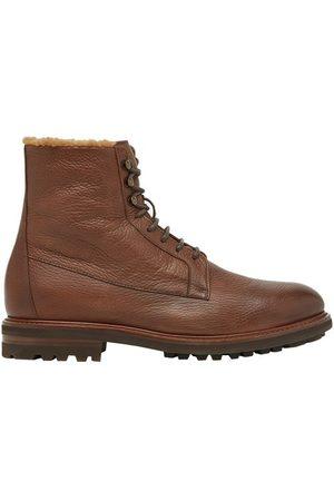 Brunello Cucinelli Deerskin boots