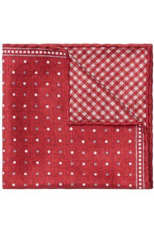Brunello Cucinelli Double-face pocket square