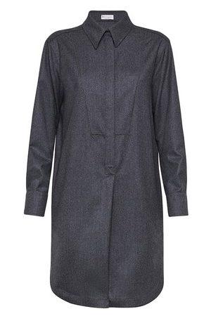Brunello Cucinelli Women Casual Dresses - Shirt dress