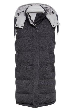 Brunello Cucinelli Cashmere down vest