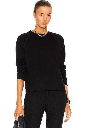 Beyond Yoga Favorite Raglan Crew Pullover Sweatshirt in
