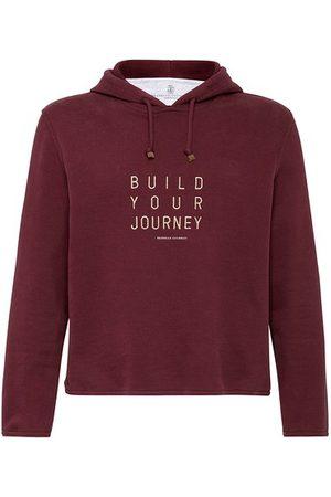 Brunello Cucinelli Sweatshirt with hood