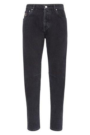 Brunello Cucinelli Leisure fit five-pocket trousers