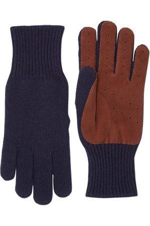 Brunello Cucinelli Men Gloves - Cashmere gloves